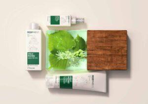 Volumizing shampoo - conditioner - spray